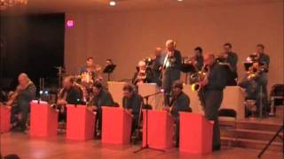 "Swingtime Jazz Band (Dallas, Texas) plays ""Superbone Meets the Badman"""