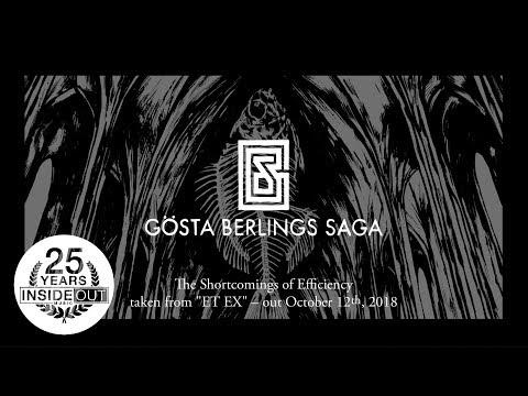 GÖSTA BERLINGS SAGA - The Shortcomings Of Efficiency (Album Track)