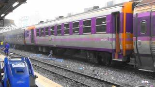 【JR12系客車 魔改造!】タイ国鉄 JRからの中古客車では最後の定期運用を持つA.S.C.201