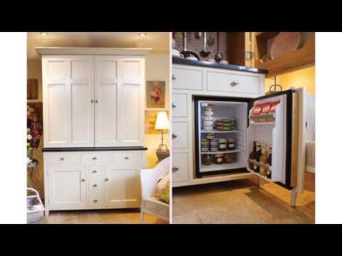 Kitchen Storage Space Saving Ideas Kitchen In Cupboard