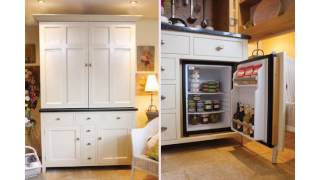 Kitchen Storage Space Saving Ideas Kitchen In Cupboard