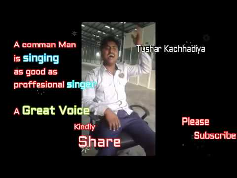 Krishna Radha Divine Love Song | Anmol Ratan A Common Man Is Singing As Proffesional Singer Talent