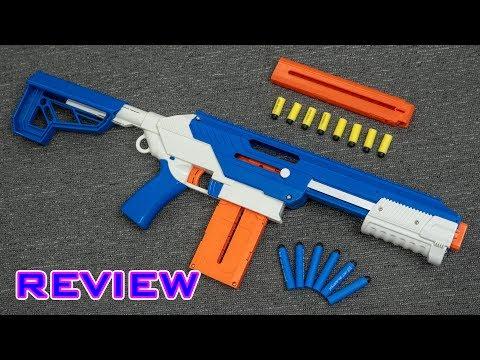 [REVIEW] Jet Blaster CEDA | Pump Action POWERHOUSE!