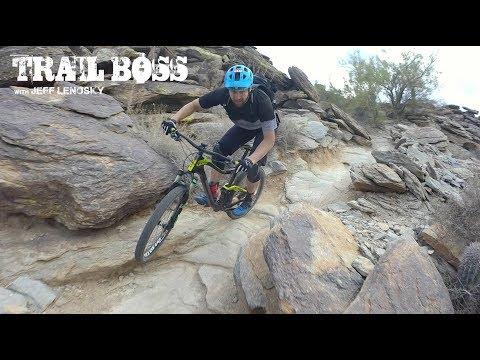 Finding Flow on South Mountain, AZ   Trail Boss Season 3 Ep. 2