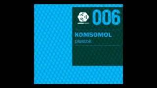 Komsomol - Plastok - Carsten Schorr Remix - SBR006