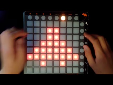 Knife Party - Bonfire (Launchpad Cover) [Project File]