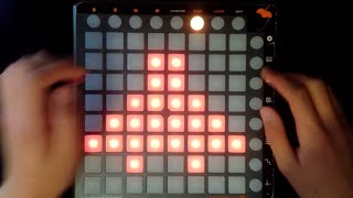 Repeat youtube video Knife Party - Bonfire (Launchpad Cover) [Project File]