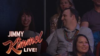 "Behind the Scenes with Jimmy Kimmel & Audience (""Just Friends"")"
