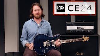 PRS Guitars - CE24 Demo