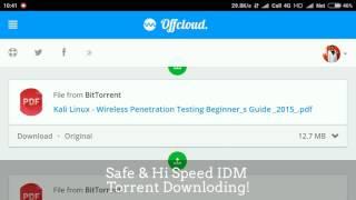 Safe & Hi Speed Torrent Downloading