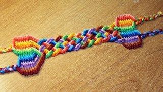 видео урок плетения шамбалы на русском