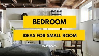 100+ Awesome Bedroom ideas for Small Room