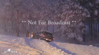 Kerry hutchings - flagstaff, az heavy snow, accidents with rescue, cars sliding, shoveling