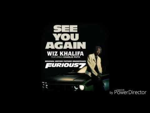 Wiz Khalifa ft Charlie Puth - See You Again [Official Audio]