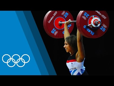 Anatomy of a Weightlifter with Team GB
