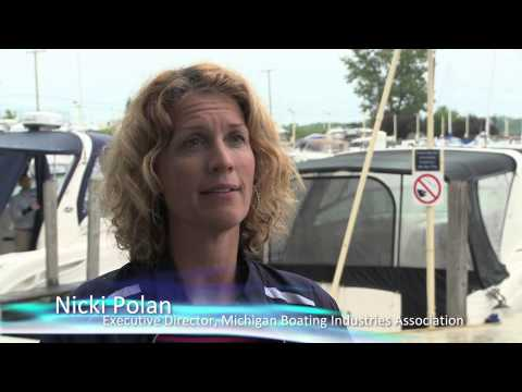 Great Lakes Clean Marina Program Overview: Benefits of Clean Marinas and Clean Boating
