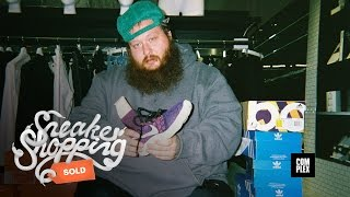 Download Action Bronson Goes Sneaker Shopping With Complex Mp3 and Videos
