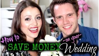 Our Wedding 101 | Money-Saving Hacks & PICTURES!