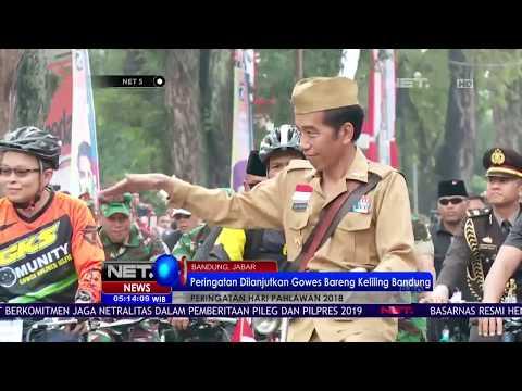 Presiden Jokowi Pimpin Upacara Hari Pahlawan   NET5 Mp3