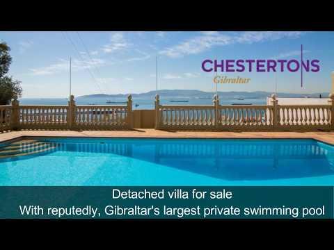 Gardiner's villa, Gibraltar