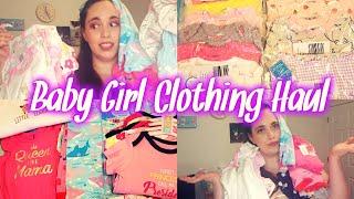 Huge Baby Girl Clothing Haul| CARTER'S, CHILDREN'S PLACE, and BUY BUY BABY screenshot 5