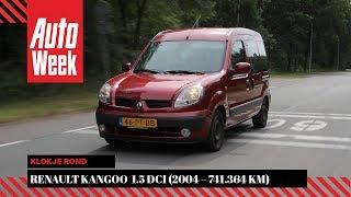 Renault Kangoo  1.5 dCi – 2004 – 741.364 km – Klokje Rond