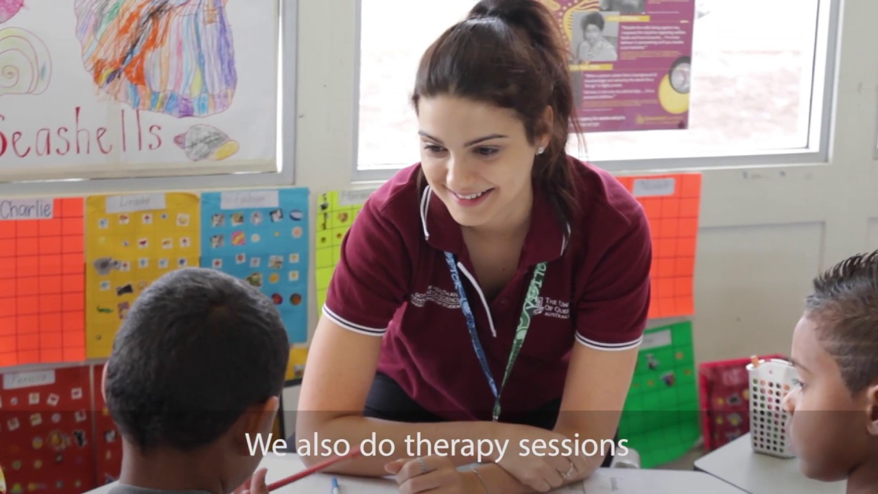 Bachelor of Occupational Therapy (Honours) - Future Students