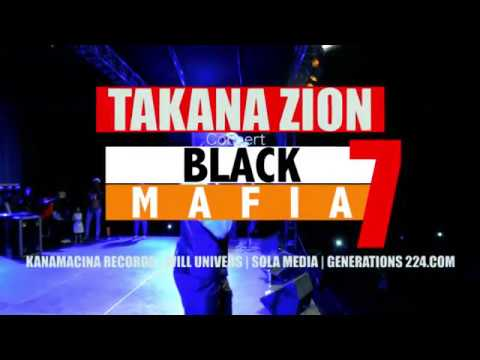 CONCERT TAKANA ZION 2018 | BLACK MAFIA 7 | SOLA MEDIA | FULL HD