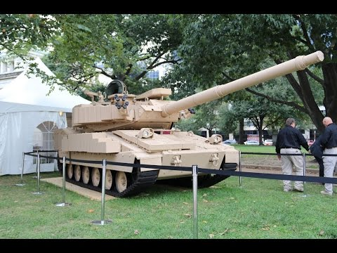 M8 Armoured Gun System AGS Light Airborne Tank US Army Infantry Brigade Combat Team BAE Systems