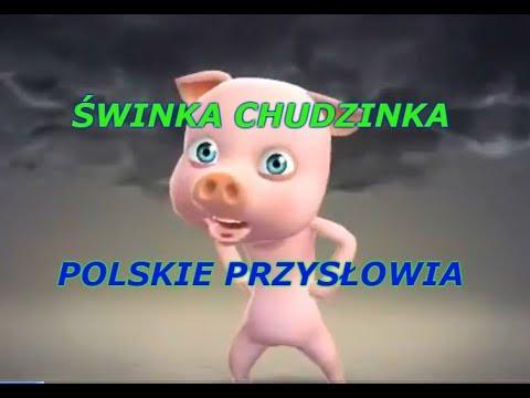 świnka Chudzinka Polskie Przysłowia