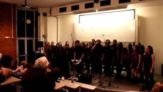 David Gray - Babylon, a cappella by Absolute Harmony, Spring 2012