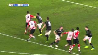PSV - Heracles Almelo 2-0 | 20-02-2016 | Samenvatting