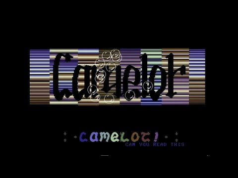 One Year Camelot 3 by Camelot (C64 demo)
