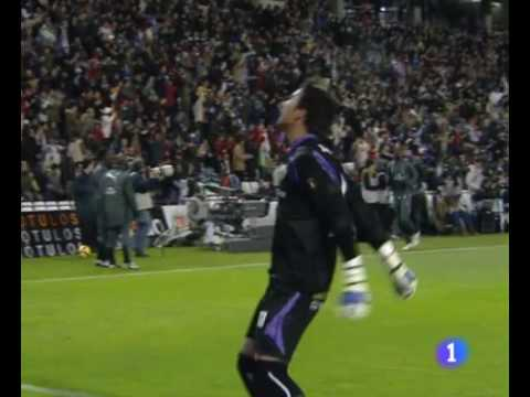 Liga 2008-2009. J11: Real Valladolid 1 - 0 Real Madrid {NCL}