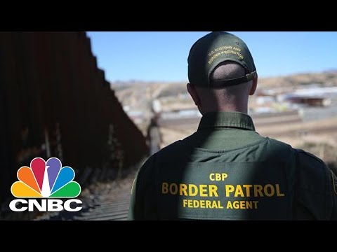 600+ Companies Show Interest In Building President Trump's 'Border Wall' | Power Lunch | CNBC