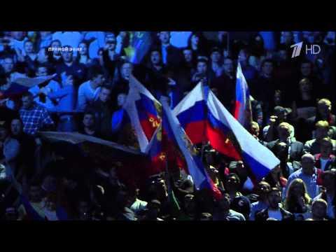 Бокс Кличко Поветкин 2013 /1Канал HD
