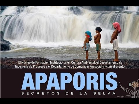 apaporis documental