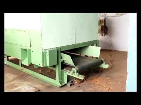 coconut dehusking machine