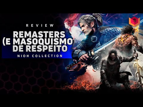 ANÁLISE / REVIEW – NIOH COLLECTION – VALE A PENA?