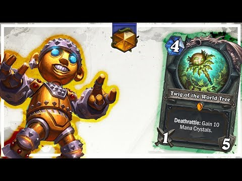 Hearthstone: Twig and Blingtron