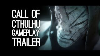 Call Of Cthulhu Trailer: Call of Cthulhu Gameplay Trailer from E3 2017