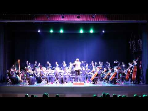 """""""Rockabye"""" Orchestral Cover (Clean Bandit Ft. Sean Paul & Anne-Marie) - Gaga Symphony Orchestra"""