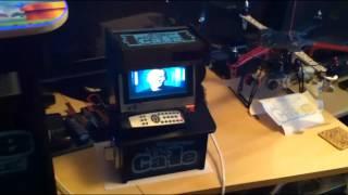 my 8hr super mini arcade machine build how to make one video sort of
