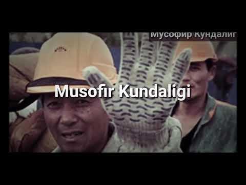 Musofir kundaligi | Мусофир кундалиги