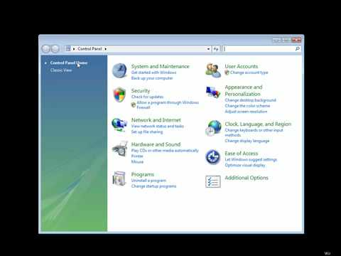 How to Uninstall Microsoft Silverlight in Windows Vista (www.SaeedSoft.tk) - YouTube