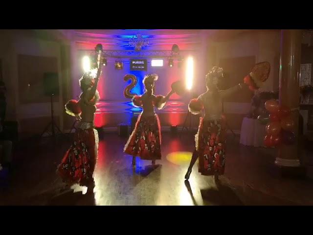 Pokaz samby na imprezie firmowej - 100% Samba Show
