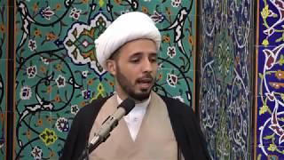 الشيخ أحمد سلمان - تسبيح السيدة فاطمة الزهراء عليها أفضل الصلاة والسلام أفضل من صلاة ألف ركعة