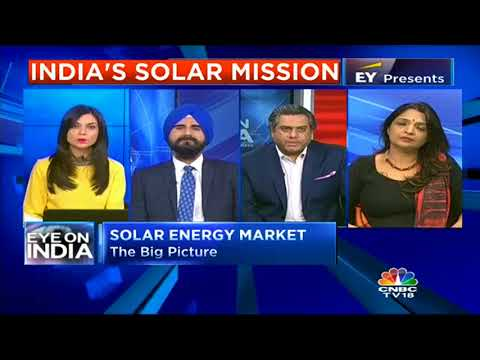 Eye On India: India's Solar Mission Part 1