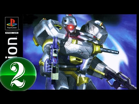 Armored Core -- PART 2 -- Energy Weapons
