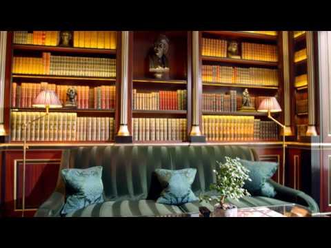 La Réserve Paris - Hotel and Spa - Bibliothèque/ Library
